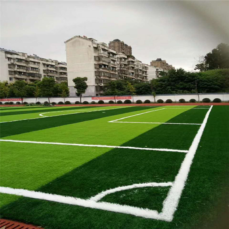 50mm voetbalveld kunstgras