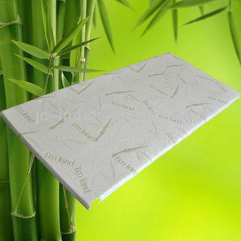 Eco Friendly Memory Foam Bamboo Bed Mattress Buy Bamboo Bed