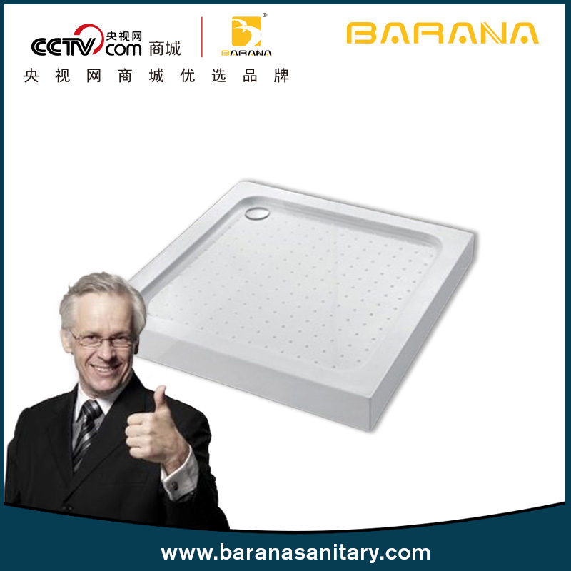 China shower tray factory ceramic shower tray supplier