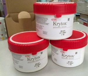 High temperature fluorine grease US DuPont GPL224 grease for auto industry