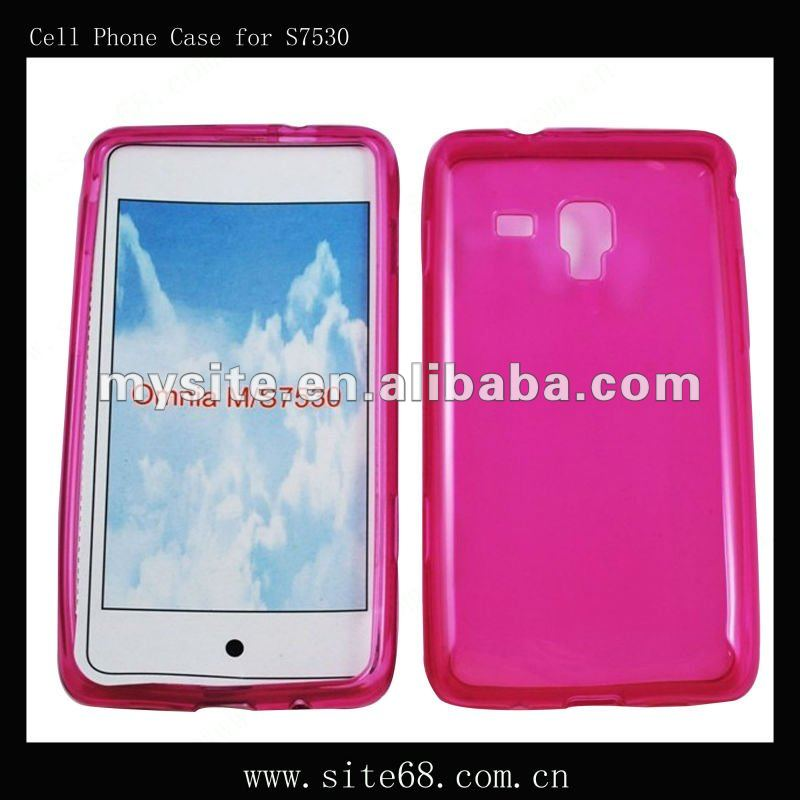 Cell Phone Case Covers for Samsung Omnia M/S7530