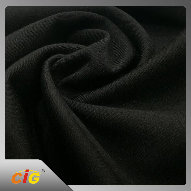 Jacquard Weft Warp Cotton Knitted Fabric