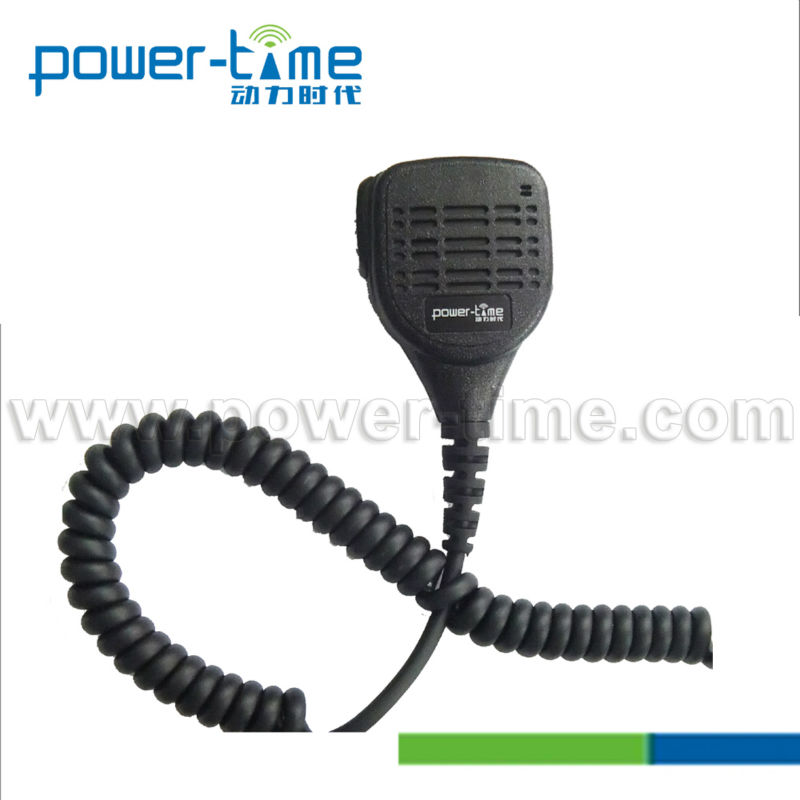 For Hytera X1e/X1p speaker mic for two way radios (PTE-1309)