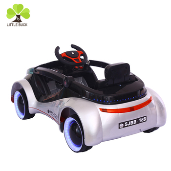 2018 Licensed Ride On Car 2 4g Rc Electric Kids 12v Battery Double Motor Two