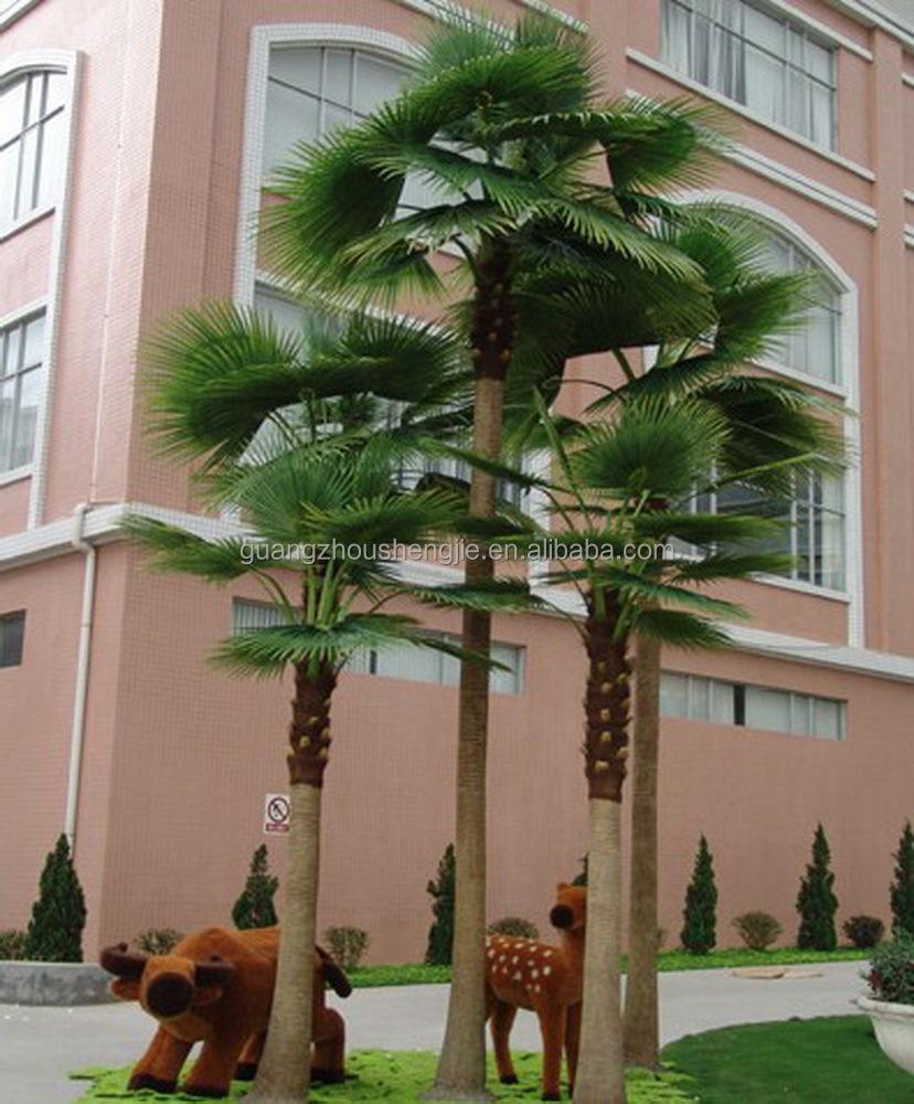 Sjh121250 Make Large Indoor Lighted Palm Trees,Sj Live Indoor Palm ...