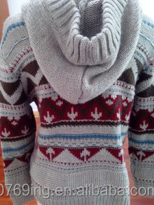 2015 fashion mohair christmas sweater