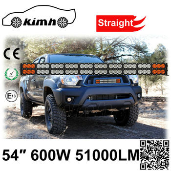 Made In China Offroad Auto Parts 12volt Wholesale 600w Led Light ...