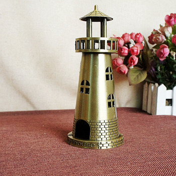 Wholesale Craft Supplies Antique Metal Lighthouse Handmade Art Crafts, View  metal crafts, Wired Product Details from Yiwu Wired Imports & Exports Co ,