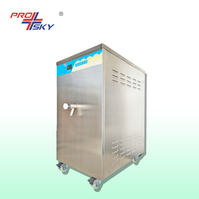 Small UHT Milk Pasteurizer Processing Plant