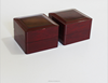 Wood ring box, wooden box for ring, ring case