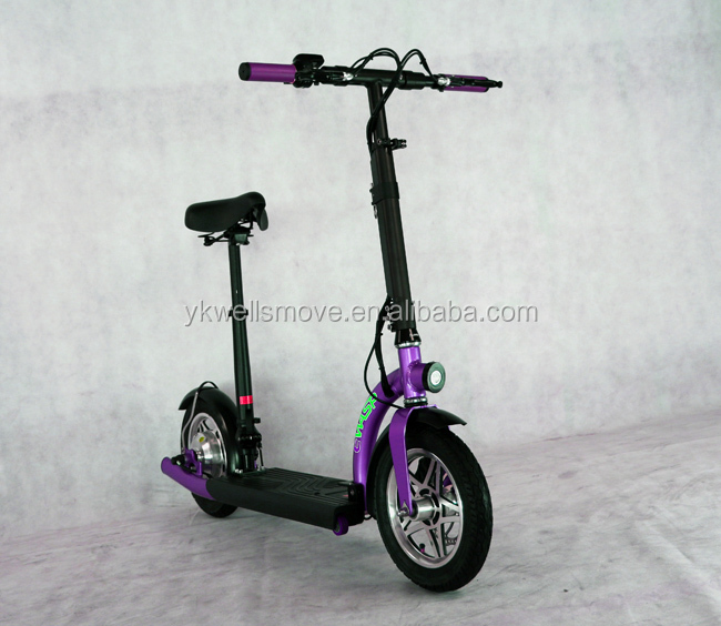 Exclusive new design 12 inch speedway electric scooter