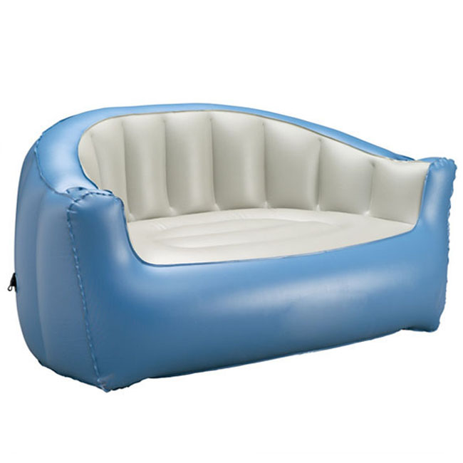 Coleman inflatable adult loveseat