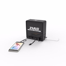 DOCKCHARGERS Neue angekommen energien-bank wireless charging station DC-P01 23400 mAh
