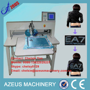 2016 Most popular intelligent automatic rhinestone machine