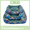 China high quality new arrival latest design pet product luxury dog beds and