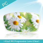 2 Pc Pc I-Ezy 2 RX Progressive Lens Clear PC