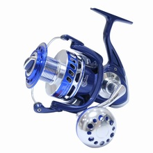 30 KG Strom Ziehen Saltiga Spinning Reels Schwere Sea Fishing boot Fischer <span class=keywords><strong>Jigging</strong></span> Angelrolle 4000 5000 6000 7000 8000 9000