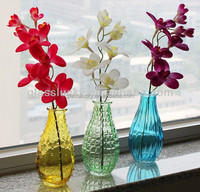 Wholesale tall glass vases for flower arrangements wedding