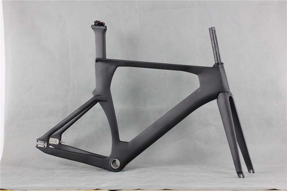 Carbon Track Bike Frame Ac135 49 51 54 56cm Bsa Available Buy