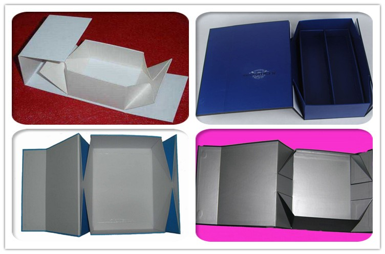 2016 Luxury Customized Packaging Paper Box