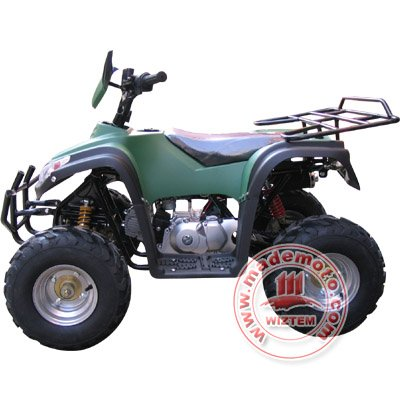 50cc Gas-Powered 4-Stroke Engine Quads Bike WZAT0511