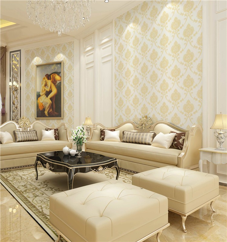 2016 living room vinyl wallpaper price buy vinyl for Wallpaper for living room 2016