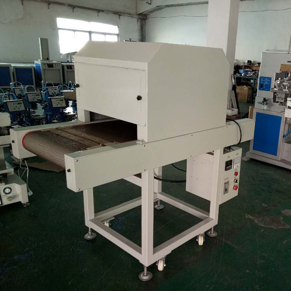small textile IR screen printing tunnel drying oven,t shirt drying tunnel