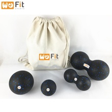 EPP massage foam roller schuim <span class=keywords><strong>bal</strong></span> duoball sets