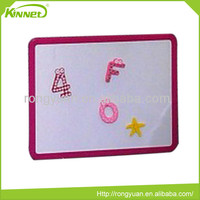 Widely used convenient kids dry erase writing white board