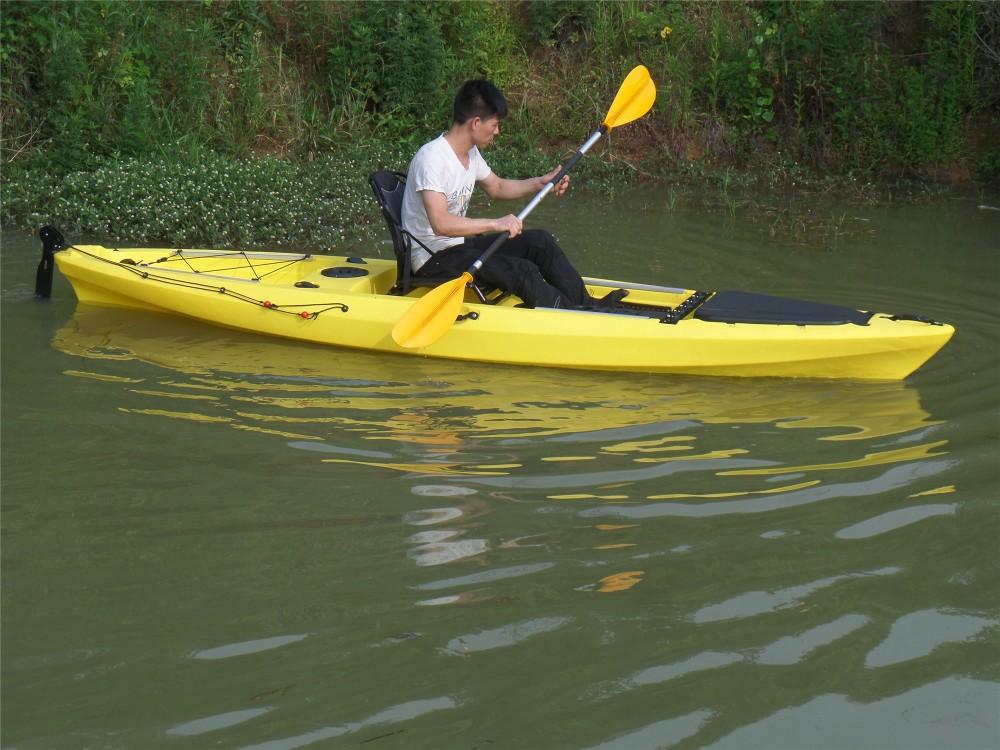 No infalatable cheap plastic fishing kayak boat wholesale for Cheap fishing kayaks