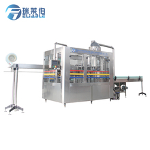 Ice Tea Beverage Filling Machine / Juice Production Line For Plastic Bottles