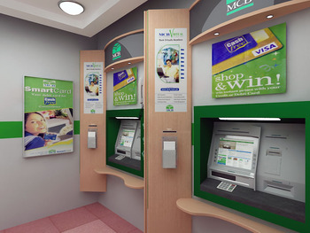 Wall Mount Atm - Buy Atm Product on Alibaba com