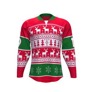 Christmas Hockey Jerseys 77c020320