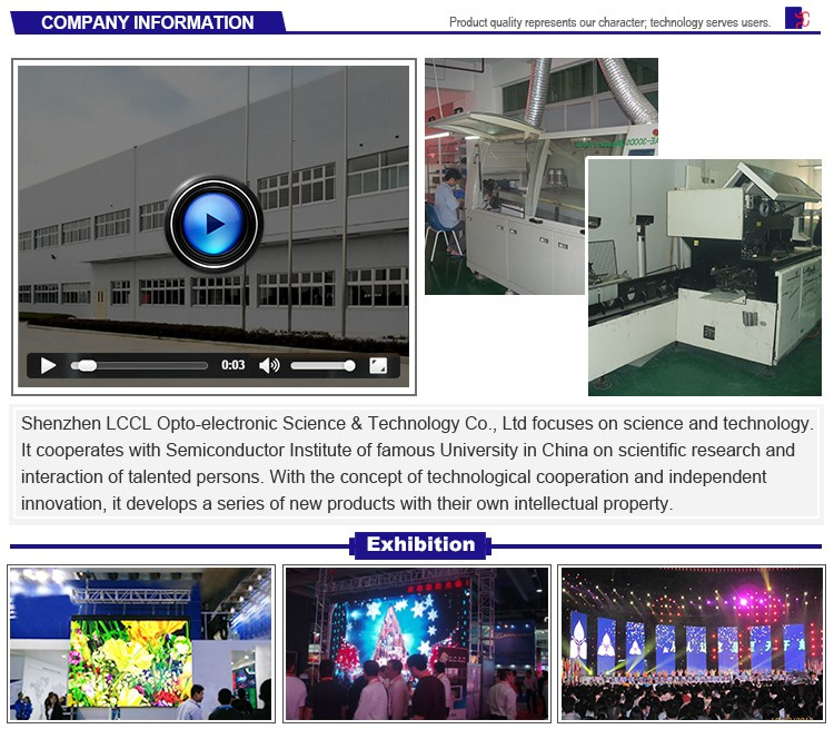 cheap price high brightniess indoor rental led display