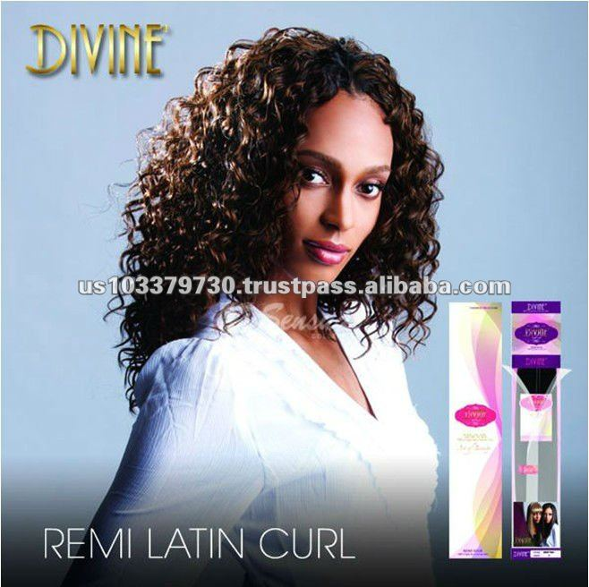 Curl Of Hair In Latin 121
