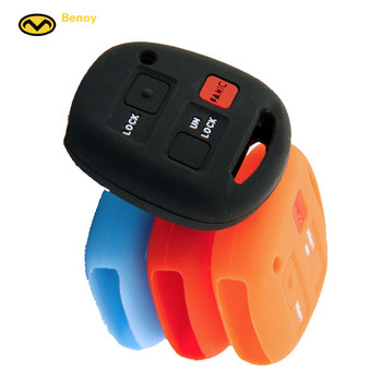 Car key Cover In Silicone, Smart Control Remote Key Tappo In Silicone
