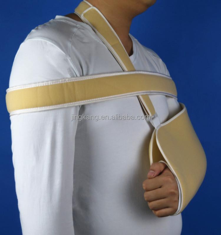 CE aprobado por la FDA ortopédicos cabestrillo de brazo para la  inmovilización de heridos miembros  14e37a5cadeb