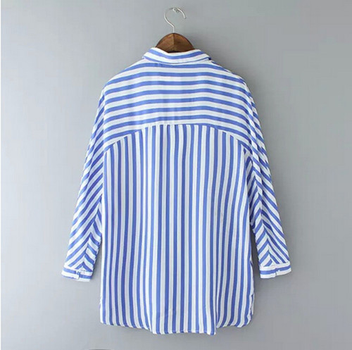 Striped Shirts for Women Of all the looks you can be confident will last, women's striped tops must be at, or near the top. Striped tops for women are incredibly versatile, as you can find one suitable for almost any occasion.