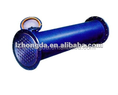 machine manufacturers Shell and Tube Condenser