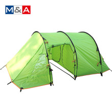 Family Size custom waterproof seal big aluminium air tent camping