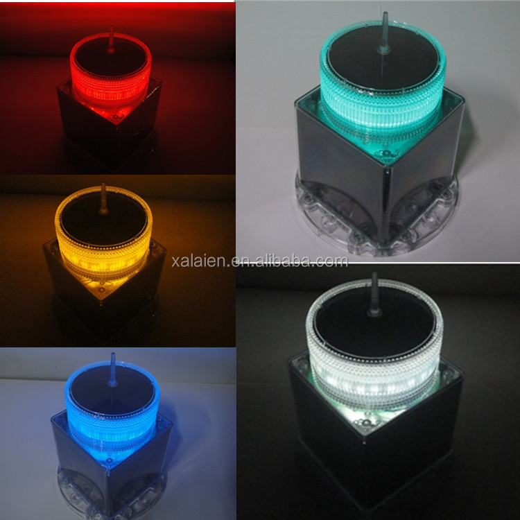 Aviation Obstruction Light Type Solar Powered Led Signal Tower ...