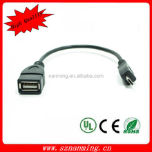 USB A micro usb OTG Connection cable adapter Mobile Phone OTG Connect Kit