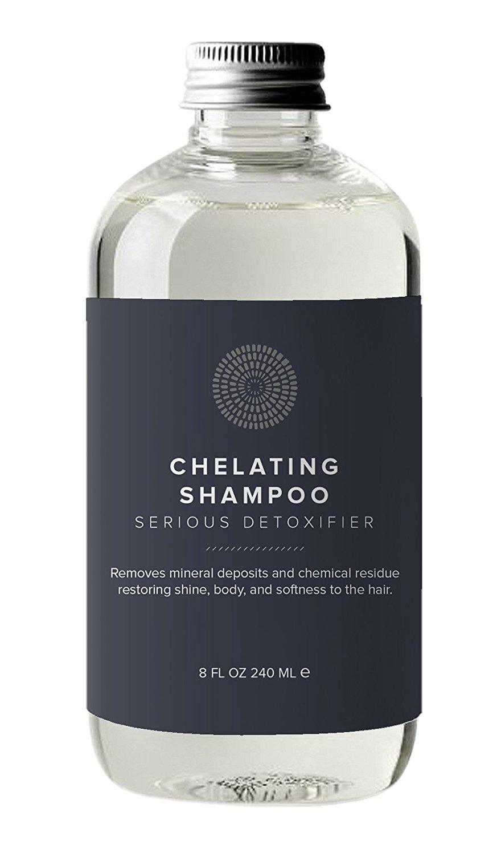 Hairprint - 99% Plant-Based / All Natural Chelating Shampoo (8 fl oz / 240 ml)