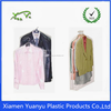 custom printed plastic dry cleaning bag for laundry shop
