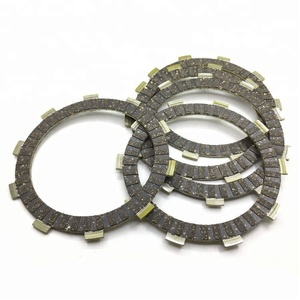 chongqing CG 200cc 250cc 300cc motorcycle parts clutch friction plate