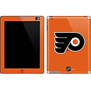 NHL Philadelphia Flyers iPad 2 Skin - Philadelphia Flyers Logo Vinyl Decal Skin For Your iPad 2