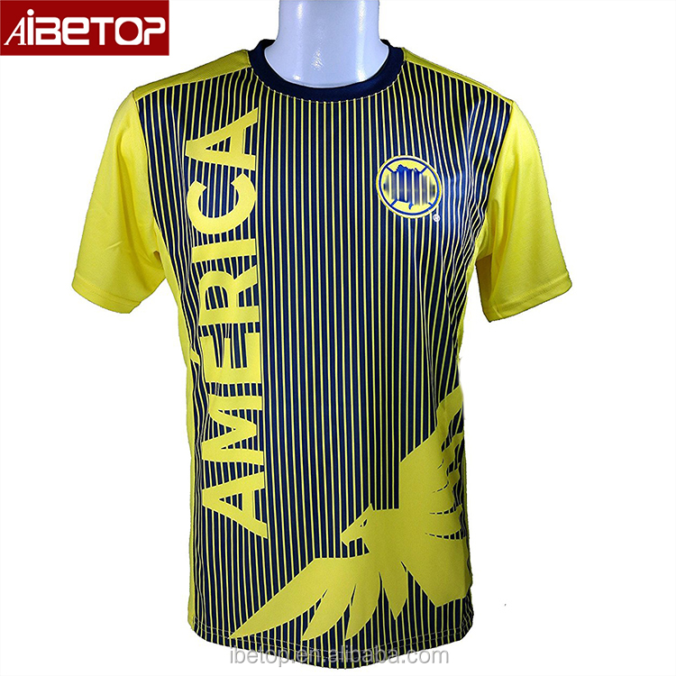 Original de sublimación de alta calidad camiseta de fútbol con su propio  diseño jpg 750x750 Camisetas bf3382fe38eea