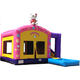 HI hot sale lovely hello kitty inflatable bouncer,used inflatable bouncers sale