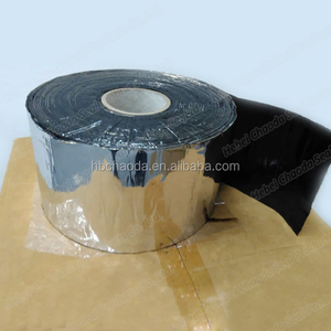 Waterproofing Materials high quality aluminum foil roofing underlayment membrane