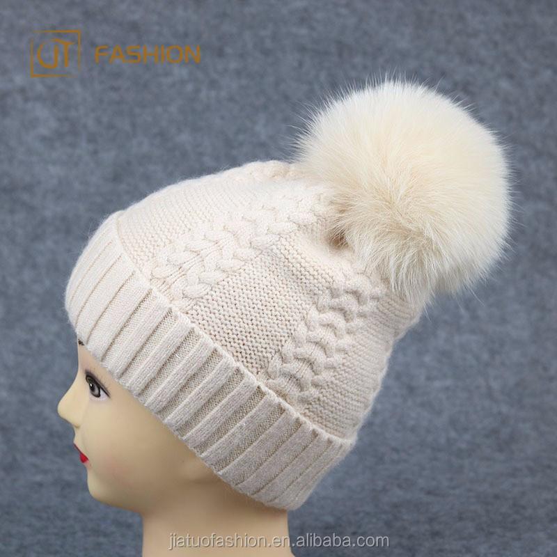 Unisex BEANIE Knit Crochet Rasta Ski Winter Hat Cap 1027 BEIGE